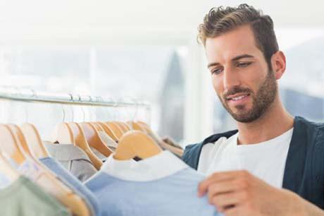 The Health Benefits of Shopping for Clothes