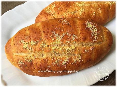 Parmesan Cheese Bread 帕梅善乳酪麵包