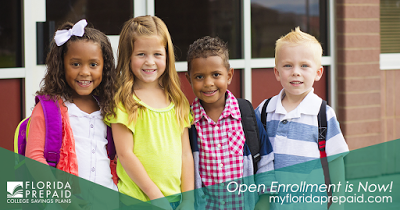 Set a New Year's Goal to Enroll in a Florida Prepaid College Plan -- Use This Promo Code and Save!