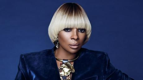 Mary J. Blige Getting A Star On The Hollywood Walk of Fame