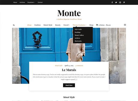5+ Best Fashion WordPress Themes