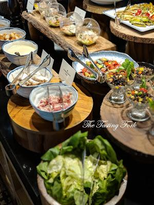 You're in for a real treat at Sorrento, Shangri-La's Eros Hotel's Italian brunch