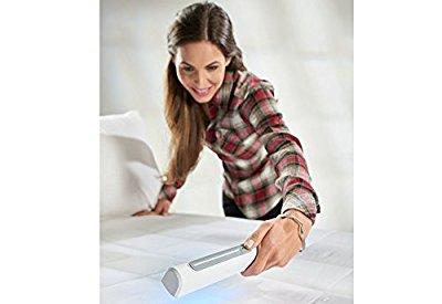 Image: Sharper Image Travel UV Sanitizing Wand | Naturally eliminates germs that cause colds, infections, asthma and allergic reactions