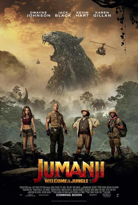 Jumanji: Welcome To The Jungle (Film Review)