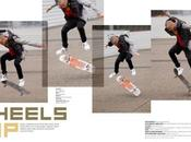 Wheels STYLE Magazine Benjamin Kanarek