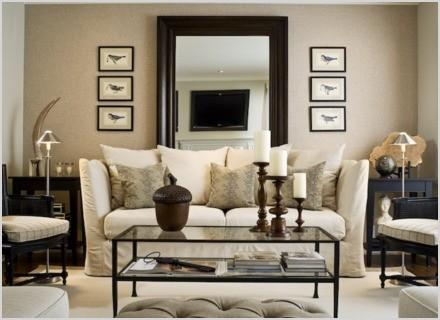 living room mirrors large mirrors for contemporary living