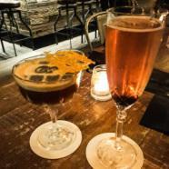 Drink cocktails at Brick & Liquor in Clapham
