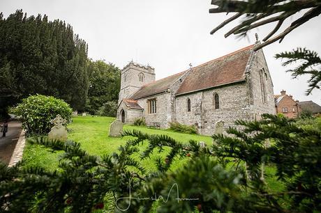 Milborne St. Andrew Church Wedding