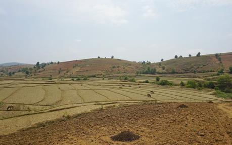 Myanmar: a 3 day trek from Kalaw to Inle Lake