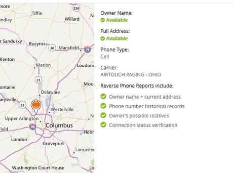Reverse Phone Lookup Services: Free [Keep Secret] - Paperblog