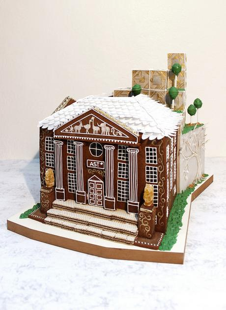 Gingerbread City - Museum of Architecture Competition