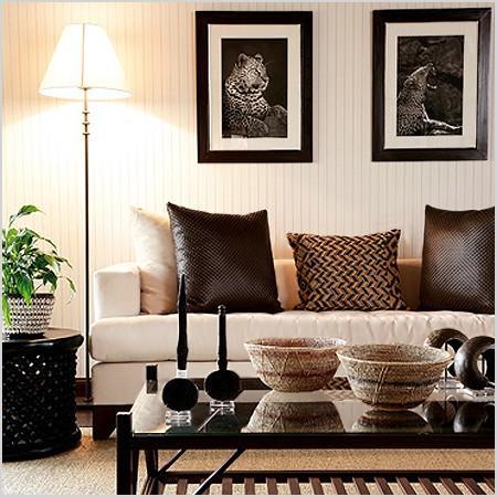 decor modern african