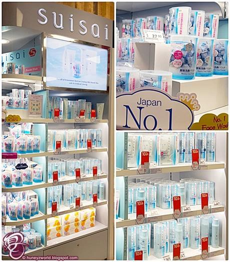Japanese Beauty Treats At Welcia BHG Pharmacy (NorthPoint City)