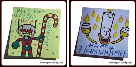 December SuperLunchNotes Ant-Man Beauty and the Beast