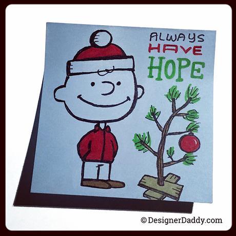 December SuperLunchNotes Charlie Brown