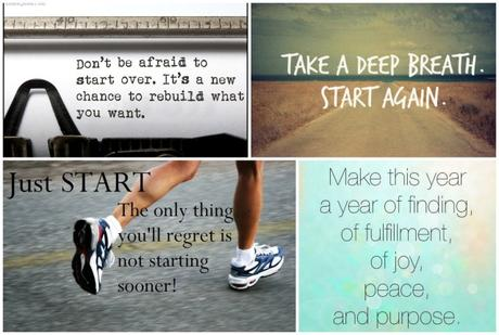 Running: Why I Am Starting Over Again and Why I'm Happy About It!