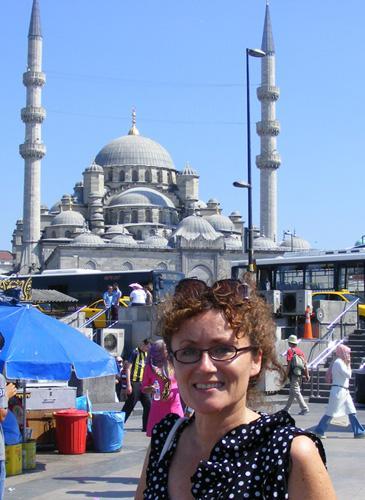 Diary of a Muzungu visits Istanbul. Suleymaniye Mosque