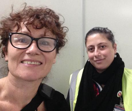 Turkish Airlines staff London Heathrow