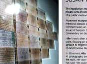 Susan Hiller Tate Modern Postman's Park