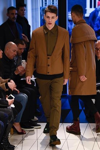 The Best Men's Looks from London Fashion Week Autumn 2018