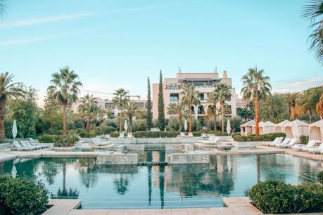 Stay at the Four Seasons Resort, Marrakech