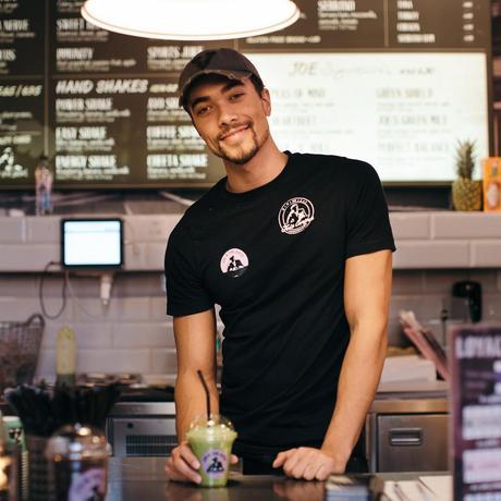 Hot Guy Juice Bar