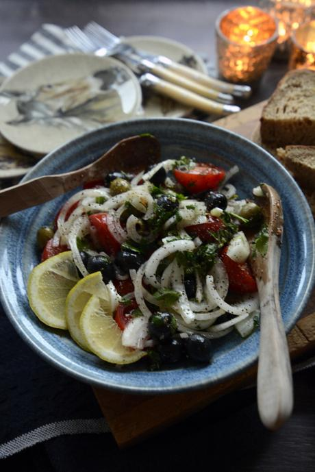 campari tomato onion olive salad