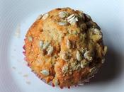 Oat, Apple Sunflower Seed Muffins