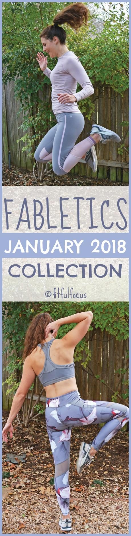 Fabletics January 2018 Collection