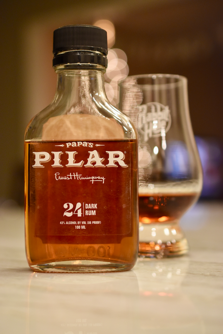Booze Review – Papa's Pilar Special Edition Sherry Finished Dark Rum