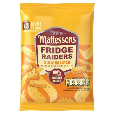 Today's Review: Mattessons Slow Roasted Fridge Raiders