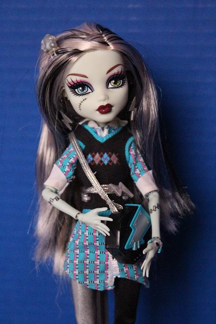 Monster High Wave 2 2011 releases