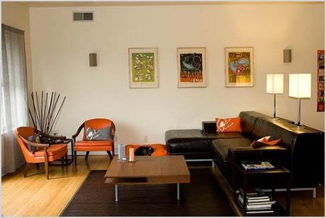 some good tips for decorating your living rooms on a budget