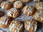 Apricot, Walnut Cookies