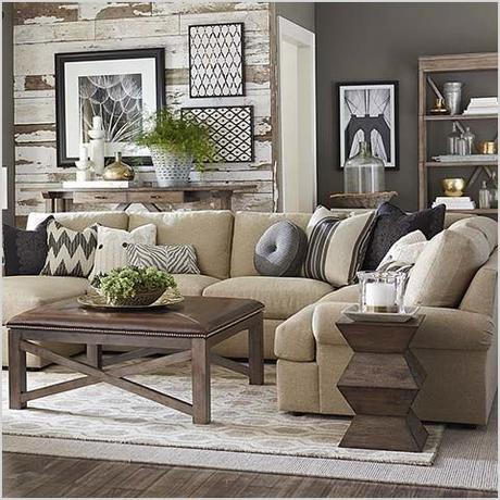 Comfortable Living Room Decorating