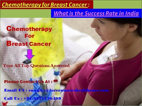 Chemotherapy for Breast Cancer: What is the Success Rate in India