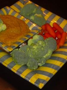 Carrot-Ginger Dip and Dressing
