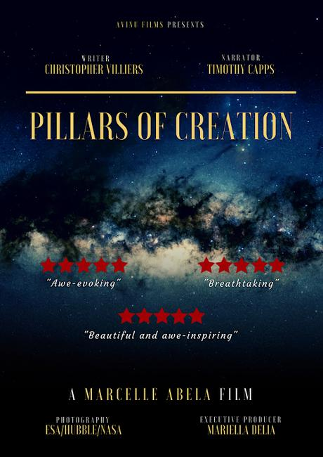 NEW: My short film PILLARS OF CREATION