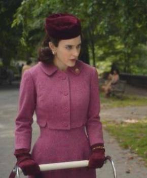 Learn How to Match the Outfit Colors from the Marvelous Mrs. Maisel 10
