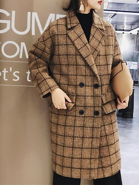 wool coat Newchic