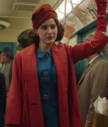 Learn How to Match the Outfit Colors from the Marvelous Mrs. Maisel 9
