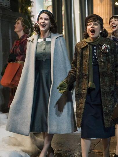 Learn How to Match the Outfit Colors from the Marvelous Mrs. Maisel 3