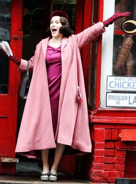 Learn How to Match the Outfit Colors from the Marvelous Mrs. Maisel 2