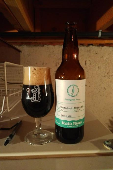 Tombstone Piledriver Black IPA – Kettle River Brewing Co