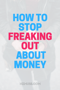 Productive worrying vs pointless spiralling: How I stop myself from freaking out about money