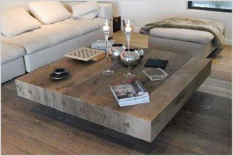 5 tables basses carrees pour ameliorer son salon 18368
