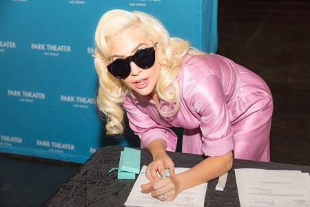 Lady Gaga Announces Two-Year Special Engagement at Park Theater in Las Vegas