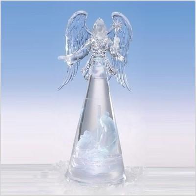 roman inc lighted angel figurine 29287 rmn1147