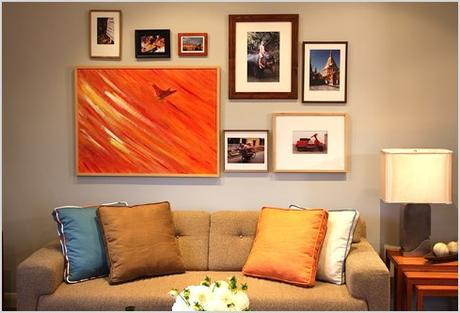 tips for decorating a large living room