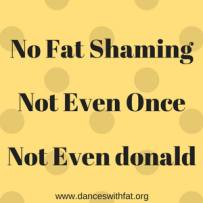 Your Justification For Fat Shaming donald Is Bullshit – Here's Why